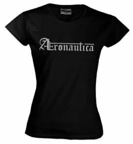 Girlie Shirt -Aeronautica- - Bild vergrößern