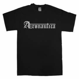 T-Shirt -Aeronautica- - Bild vergrößern