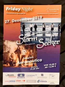 Dormagen 27.12.2019 Aeronautica und Storm Seeker - Bild vergrößern