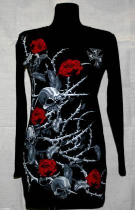 Rosen mit Dornen - Bild vergrößern
