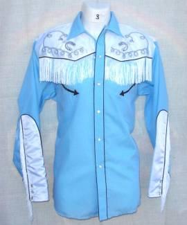 Westernhemd, Shirt, Cowboy, Rodeo, Trucker, Western / 05 - Bild vergrößern