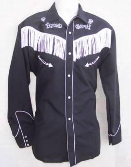 Westernhemd, Shirt, Cowboy, Rodeo, Trucker, Western / 01 - Bild vergrößern