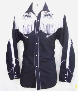 Westernhemd, Shirt, Cowboy, Rodeo, Trucker, Western / 02 - Bild vergrößern