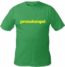 T-Shirt -green & yellow-, grün - Bild vergrößern