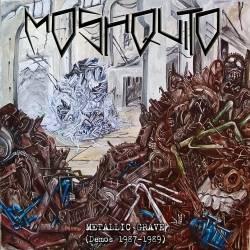 MOSHQUITO - LP -Metallic Grave (1987-1989)- - Produktbild