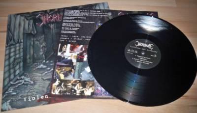 INCREMATE - LP -Violence And Insaniity- (2018) - Bild vergrößern