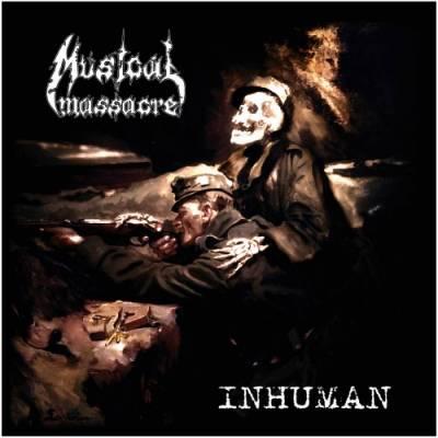 MUSICAL MASSACRE - CD -Inhuman- (2020) - Bild vergrößern
