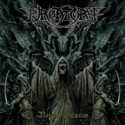 PURGATORY - CD -Necromantaeon- (2011) - Produktbild