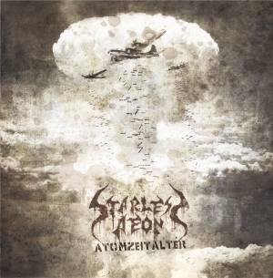 STARLESS AEON - CD -Atomzeitalter- (EP 2015) - Produktbild