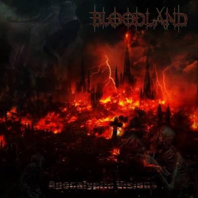 BLOODLAND + NECROSI -Death Metal Attack- (2018) - Produktbild