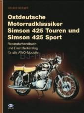Ostdeutsche Motorradklassiker Simson AWO 425 T & S
