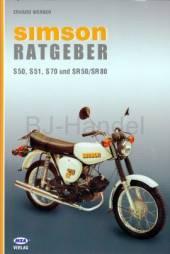 Simson Ratgeber für S50, S51, S70 und SR50/SR80