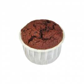 Bio Dark-Chocolate-Muffin, glutenfrei, 24 Stück