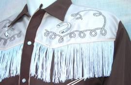 Westernhemd, Shirt, Cowboy, Rodeo, Trucker, Western / 06 - Bild vergrößern