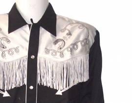 Westernhemd, Shirt, Cowboy, Rodeo, Trucker, Western /10 - Bild vergrößern
