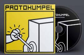 CD-Album AUTOMATENKASINO - Bild vergrößern
