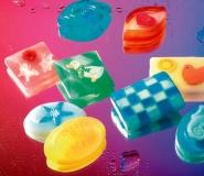 Soapyfun Gießform modern 4 Motive