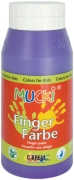Mucki Fingerfarbe orange