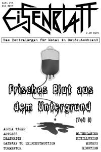 EISENBLATT-Fanzine #15 (Nov 2017)
