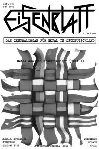 EISENBLATT-Fanzine #16 (Nov 2018)