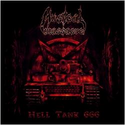 MUSICAL MASSACRE - CD -Hell Tank 666- (2015)