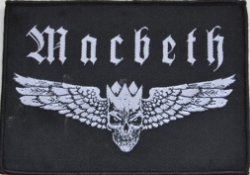 MACBETH - Patch Logo
