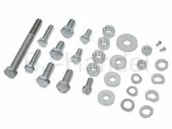 Normteile Set Schrauben-Set Rahmen-Obergurt-Stützstreben-Unterzugstreben-Sitz-Tank S50, S51, S70 - Bild vergrößern