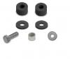 Normteile-SET für Tankbefestigung S51, S70 Enduro