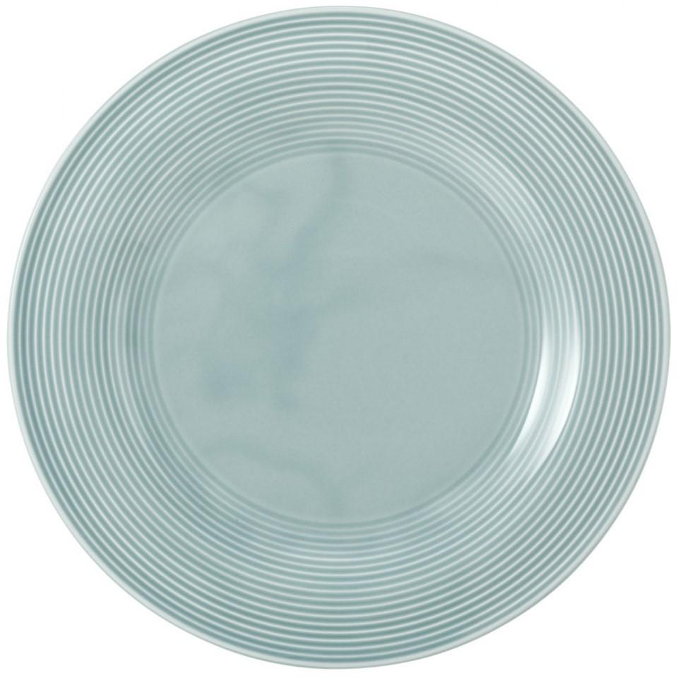 Speiseteller rund 27,5 cm Arktisblau