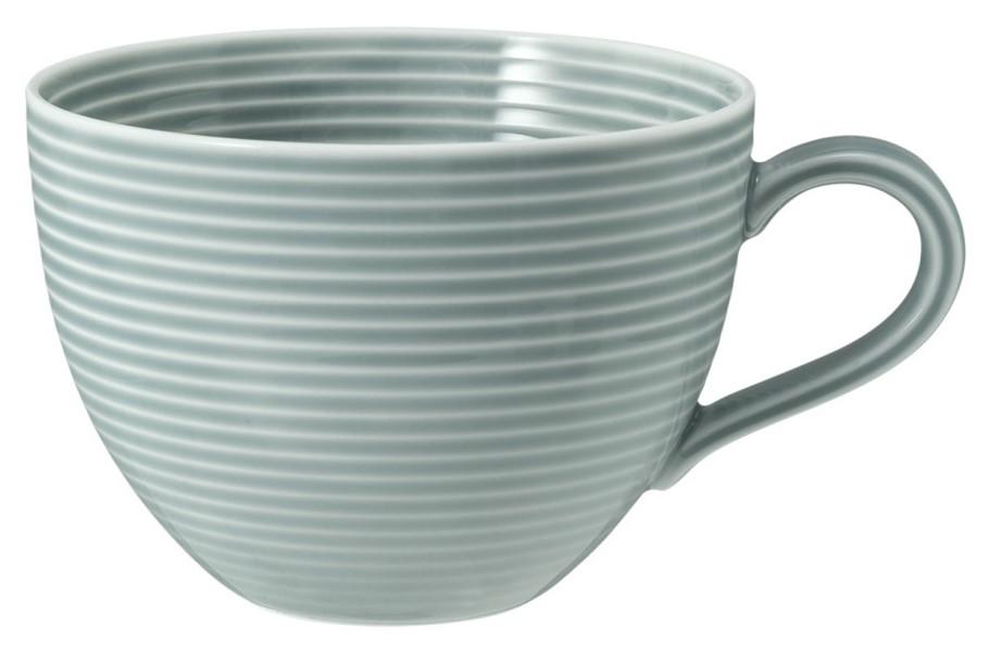 Milchkaffeeobertasse 0,35 l Arktisblau