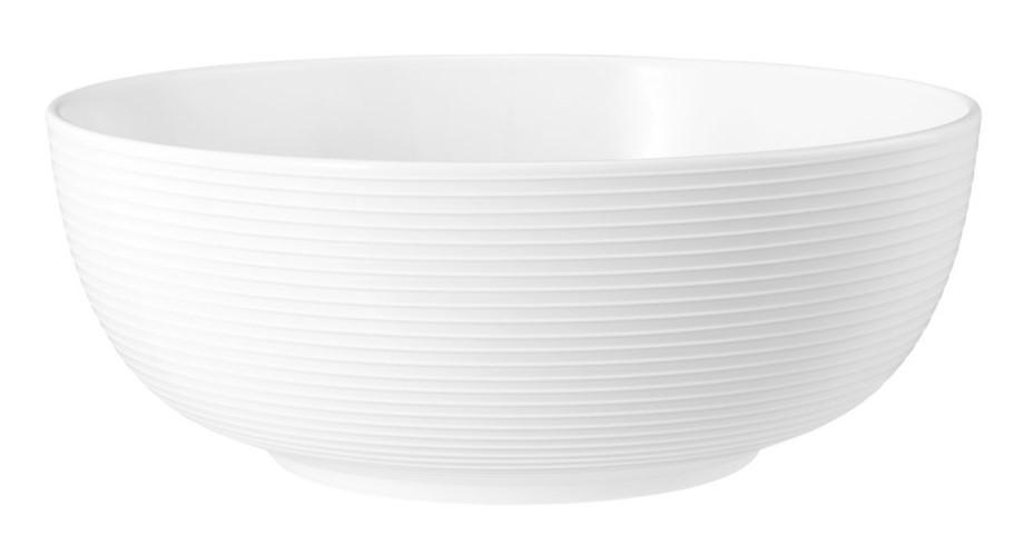 Foodbowl 20 cm weiß