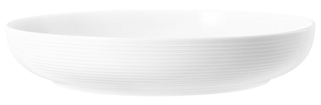 Foodbowl 28 cm weiß