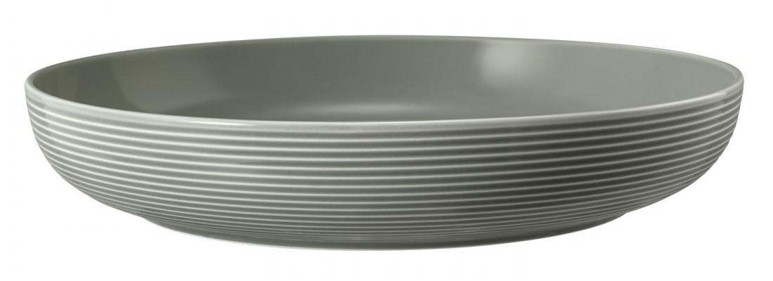 Foodbowl 28 cm Perlgrau
