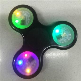 Spin-it, Finger SpinnerZ, LED, 3 Blinkmodi, 7,5cm