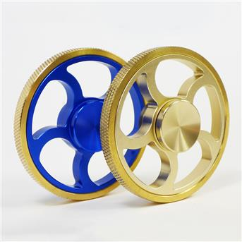 Spin-it, Finger SpinnerZ, Spinning-Wheel in Tin-Box, 48g